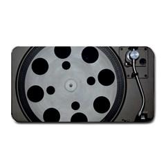 Turntable Record System Tones Medium Bar Mats by Simbadda