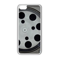 Turntable Record System Tones Apple iPhone 5C Seamless Case (White)
