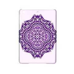 Mandala Purple Mandalas Balance Ipad Mini 2 Hardshell Cases by Simbadda