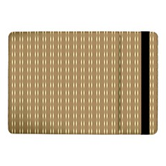 Pattern Background Brown Lines Samsung Galaxy Tab Pro 10 1  Flip Case by Simbadda