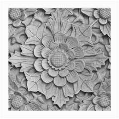 Pattern Motif Decor Medium Glasses Cloth by Simbadda