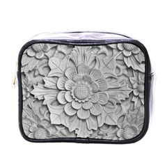 Pattern Motif Decor Mini Toiletries Bags by Simbadda