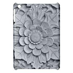 Pattern Motif Decor Apple Ipad Mini Hardshell Case by Simbadda