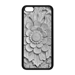 Pattern Motif Decor Apple Iphone 5c Seamless Case (black) by Simbadda