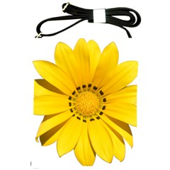 Transparent Flower Summer Yellow Shoulder Sling Bags by Simbadda