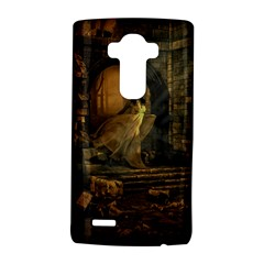 Woman Lost Model Alone Lg G4 Hardshell Case by Simbadda