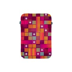 Abstract Background Colorful Apple Ipad Mini Protective Soft Cases by Onesevenart