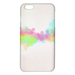 Abstract Color Pattern Colorful Iphone 6 Plus/6s Plus Tpu Case by Onesevenart