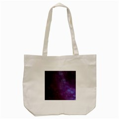 Abstract Purple Pattern Background Tote Bag (cream) by Onesevenart