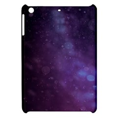 Abstract Purple Pattern Background Apple Ipad Mini Hardshell Case by Onesevenart