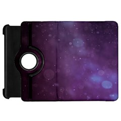 Abstract Purple Pattern Background Kindle Fire Hd 7  by Onesevenart