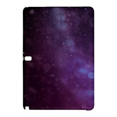 Abstract Purple Pattern Background Samsung Galaxy Tab Pro 12 2 Hardshell Case by Onesevenart