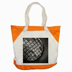 Architecture Roof Structure Modern Accent Tote Bag by Onesevenart