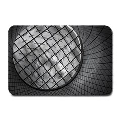 Architecture Roof Structure Modern Plate Mats by Onesevenart