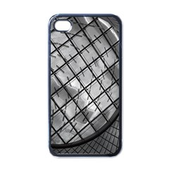 Architecture Roof Structure Modern Apple Iphone 4 Case (black) by Onesevenart
