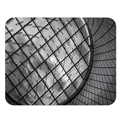 Architecture Roof Structure Modern Double Sided Flano Blanket (large)  by Onesevenart