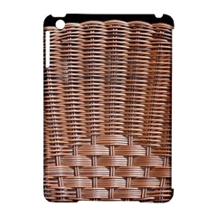 Armchair Folder Canework Braiding Apple Ipad Mini Hardshell Case (compatible With Smart Cover) by Onesevenart