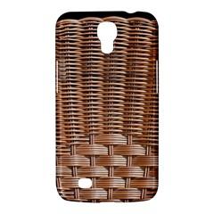 Armchair Folder Canework Braiding Samsung Galaxy Mega 6 3  I9200 Hardshell Case by Onesevenart