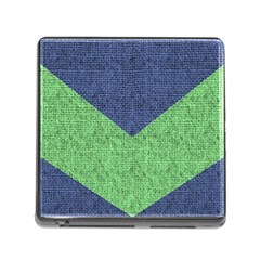 Arrow Texture Background Pattern Memory Card Reader (square) by Onesevenart