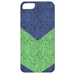Arrow Texture Background Pattern Apple Iphone 5 Classic Hardshell Case by Onesevenart