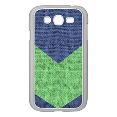 Arrow Texture Background Pattern Samsung Galaxy Grand Duos I9082 Case (white) by Onesevenart
