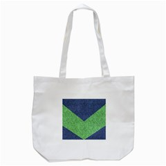 Arrow Texture Background Pattern Tote Bag (white) by Onesevenart