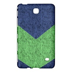 Arrow Texture Background Pattern Samsung Galaxy Tab 4 (8 ) Hardshell Case  by Onesevenart