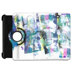 Background Color Circle Pattern Kindle Fire Hd 7  by Onesevenart