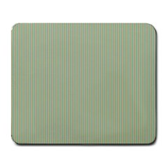 Background Pattern Green Large Mousepads by Onesevenart