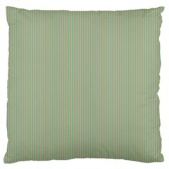 Background Pattern Green Standard Flano Cushion Case (two Sides) by Onesevenart