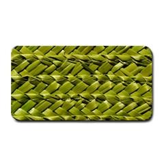 Basket Woven Braid Wicker Medium Bar Mats by Onesevenart