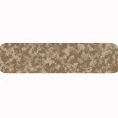 Camouflage Tarn Texture Pattern Large Bar Mats by Onesevenart