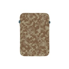 Camouflage Tarn Texture Pattern Apple Ipad Mini Protective Soft Cases by Onesevenart