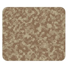 Camouflage Tarn Texture Pattern Double Sided Flano Blanket (small)  by Onesevenart