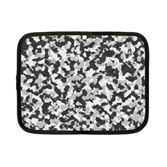 Camouflage Tarn Texture Pattern Netbook Case (small)  by Onesevenart