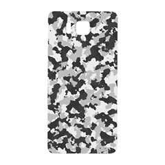 Camouflage Tarn Texture Pattern Samsung Galaxy Alpha Hardshell Back Case by Onesevenart