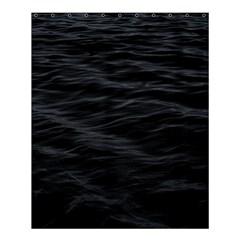 Dark Lake Ocean Pattern River Sea Shower Curtain 60  X 72  (medium)  by Onesevenart
