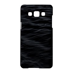 Dark Lake Ocean Pattern River Sea Samsung Galaxy A5 Hardshell Case  by Onesevenart