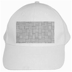 Flooring Household Pattern White Cap by Onesevenart