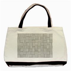 Flooring Household Pattern Basic Tote Bag (two Sides) by Onesevenart