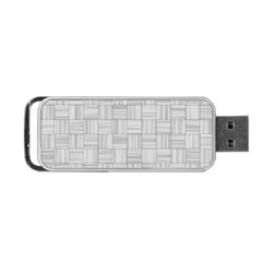 Flooring Household Pattern Portable Usb Flash (two Sides) by Onesevenart
