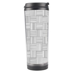 Flooring Household Pattern Travel Tumbler by Onesevenart