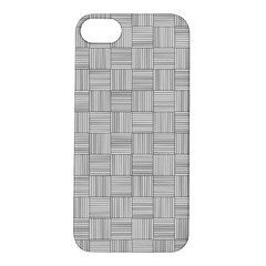 Flooring Household Pattern Apple Iphone 5s/ Se Hardshell Case by Onesevenart
