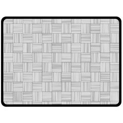 Flooring Household Pattern Double Sided Fleece Blanket (large)  by Onesevenart