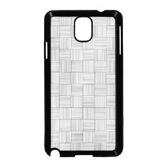 Flooring Household Pattern Samsung Galaxy Note 3 Neo Hardshell Case (black) by Onesevenart