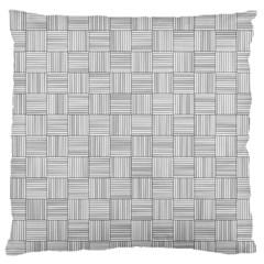 Flooring Household Pattern Standard Flano Cushion Case (one Side) by Onesevenart