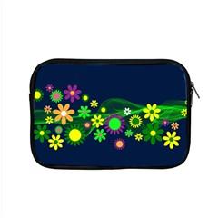 Flower Power Flowers Ornament Apple Macbook Pro 15  Zipper Case by Onesevenart