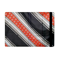 Bed Linen Microfibre Pattern Apple Ipad Mini Flip Case by Onesevenart