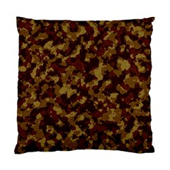 Camouflage Tarn Forest Texture Standard Cushion Case (two Sides) by Onesevenart