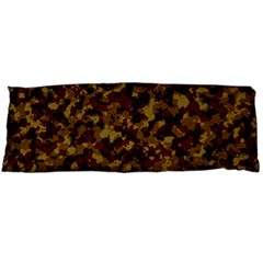 Camouflage Tarn Forest Texture Body Pillow Case (dakimakura) by Onesevenart